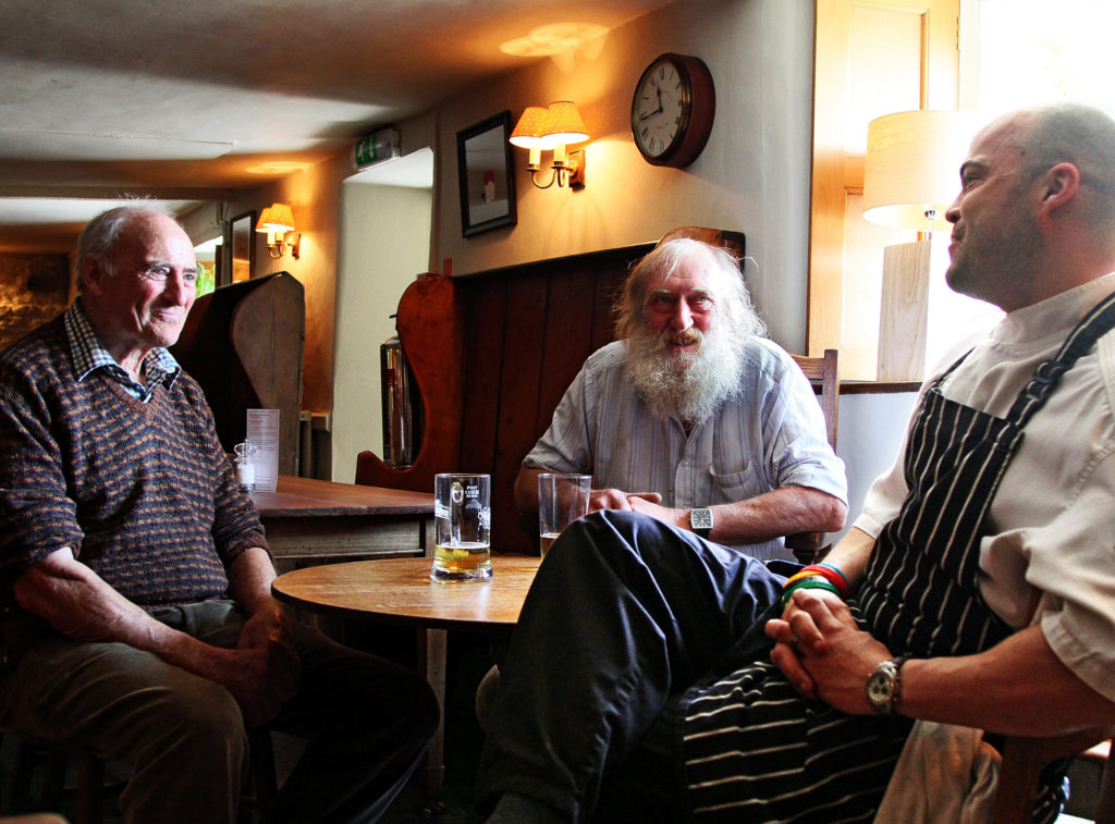 The King's Head Inn at Bledington- Best Boozer - Sunday Telegraph
