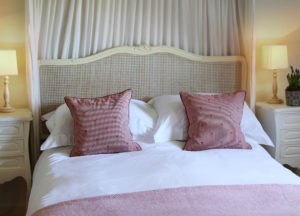 The King's Head Inn at Bledington Bedroom 2 is a cosy country cottage style bedroom